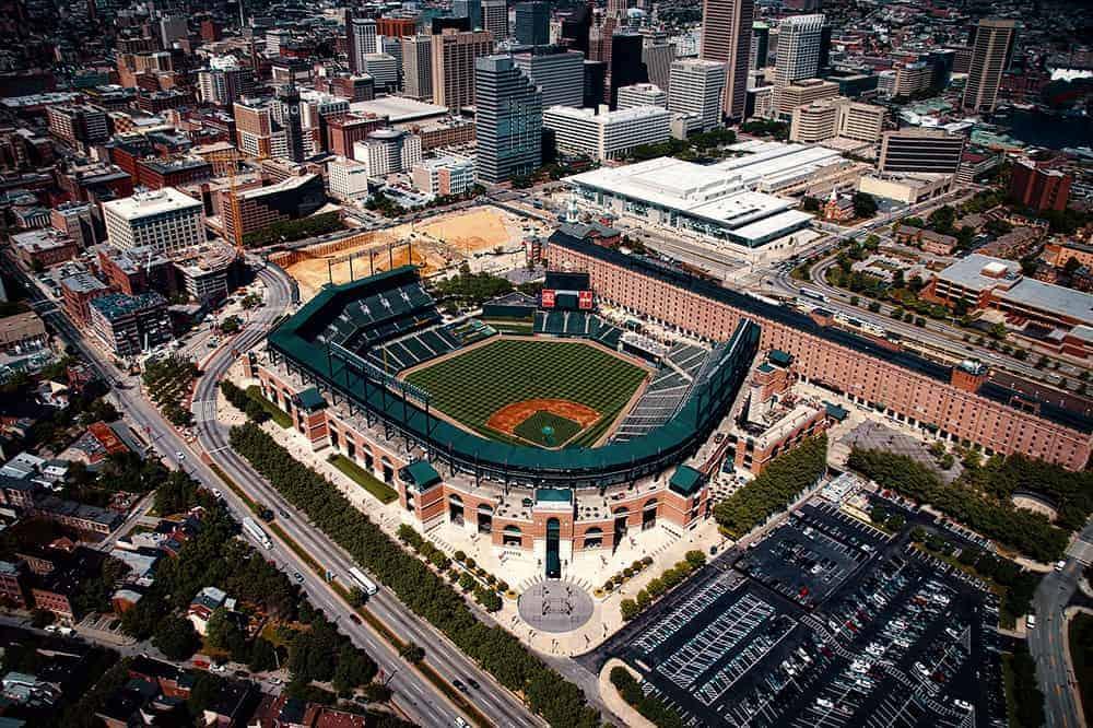 Baltimore Camden Yards