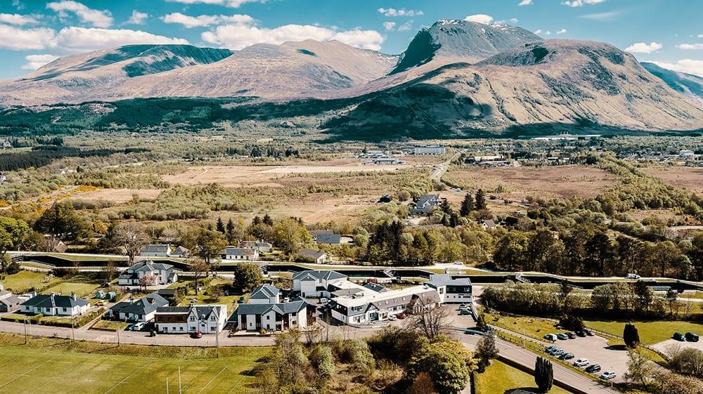 Ben Nevis Scotland Drone Aerial Photography
