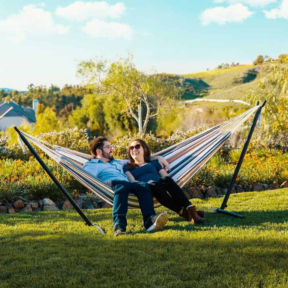 Best Choice Products Portable Double Hammock