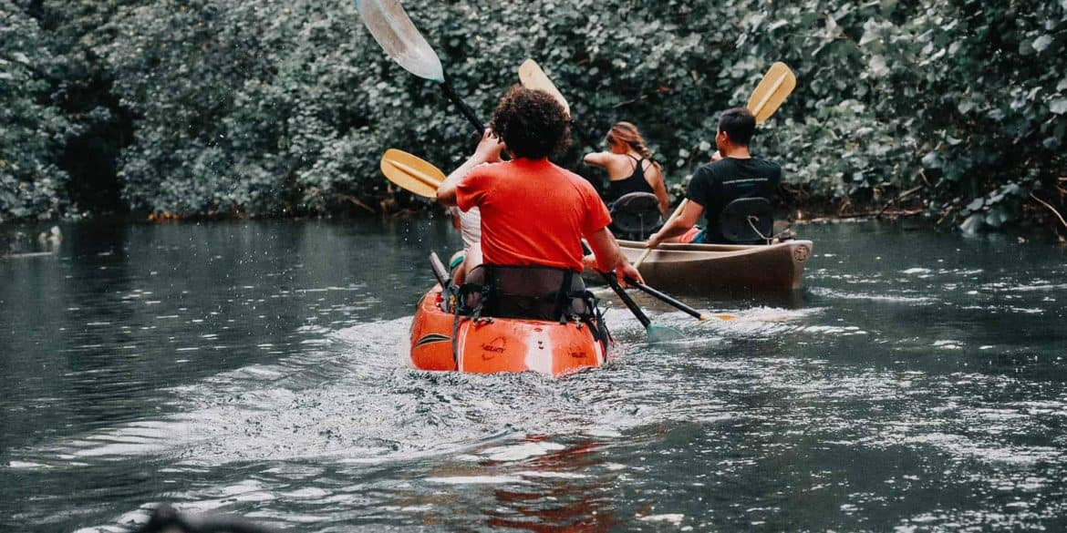 Best Places to Kayak and Canoe in U.S.