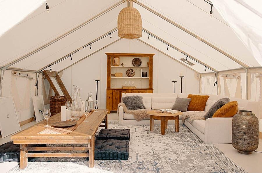 Biggest Tent