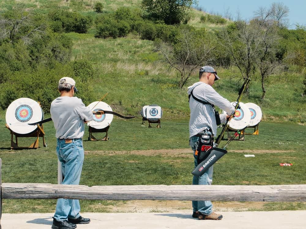 Blackwell Archery Range