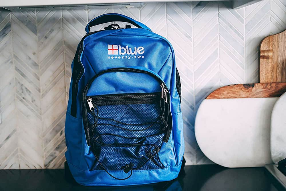 Blue Coolers Blue Earthquake Kit