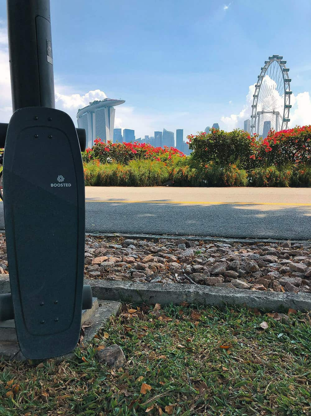Boosted Mini X Travel Portable