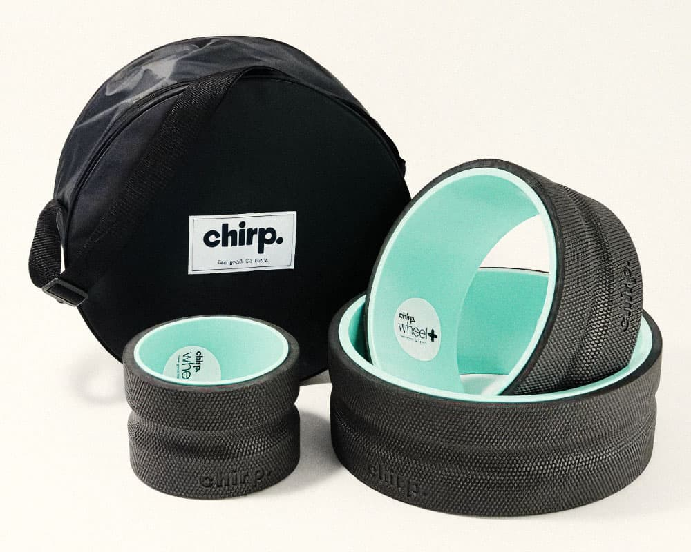 Bundle Deal Chirp Wheel