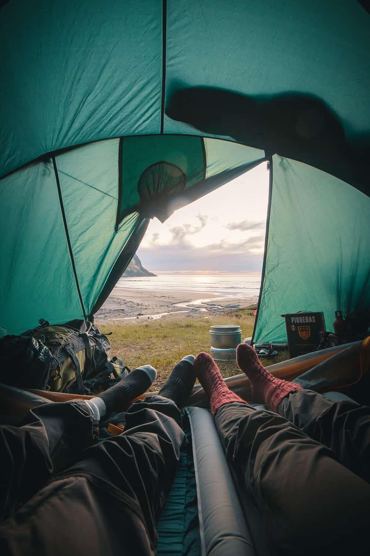 Camping Mattress Test