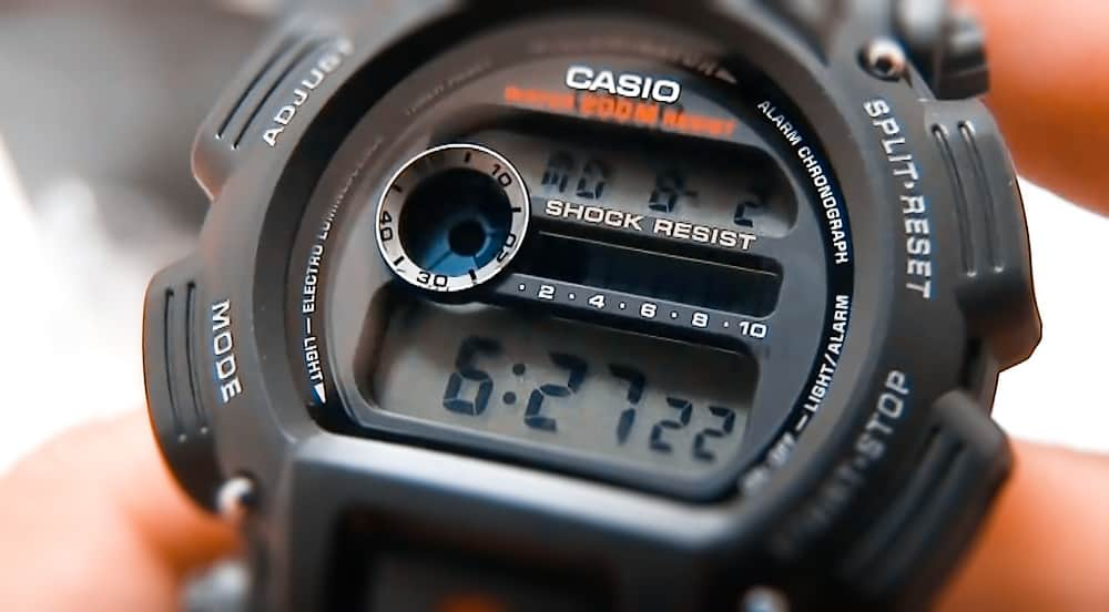 Casio G-Shock DW-9052 Front Face