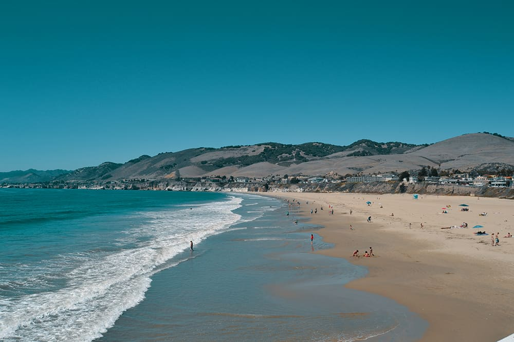 Central Coast Pismo_Beach California