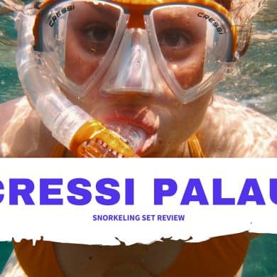 Cressi Palau Snorkel Set Review