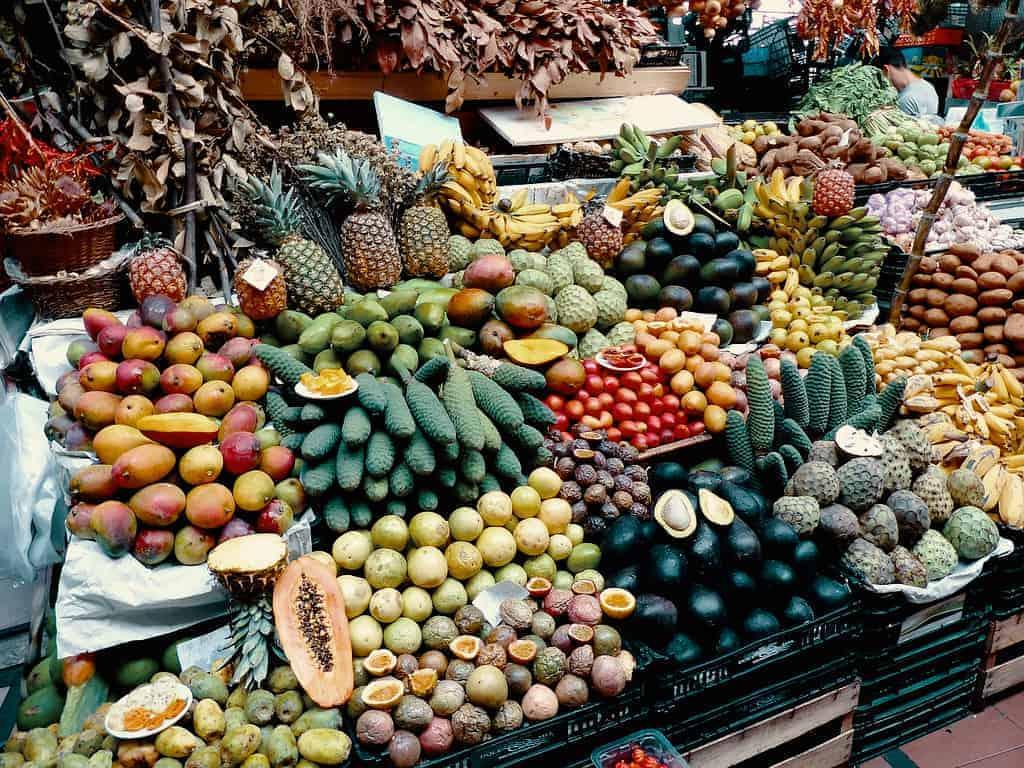 Fruit Market Funchal