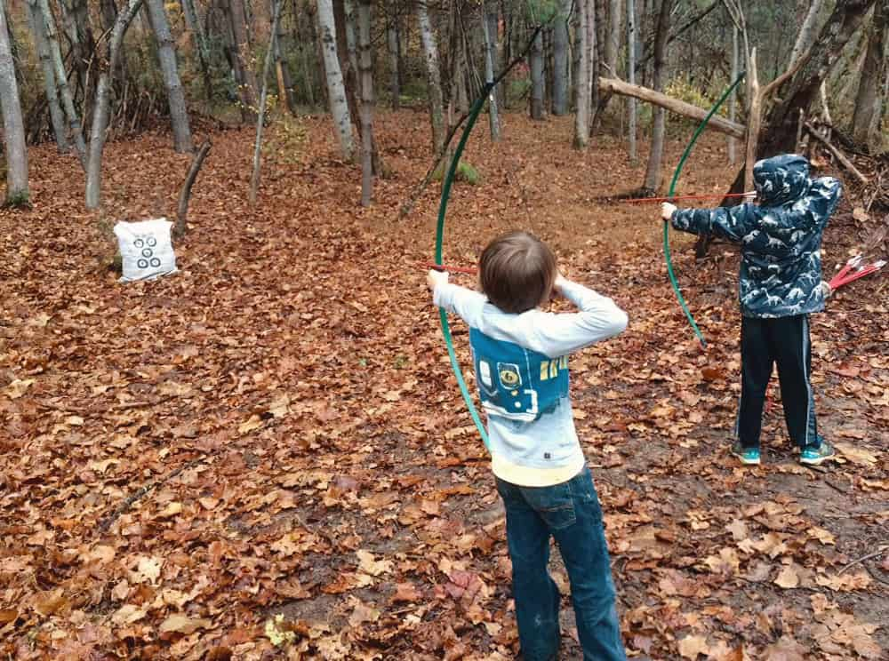 Haw Creek Commons Archery