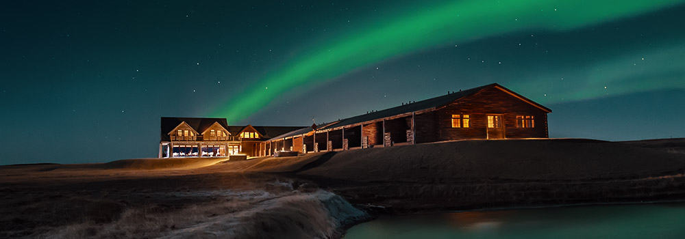 Hotel Ranga Aurora Borealis