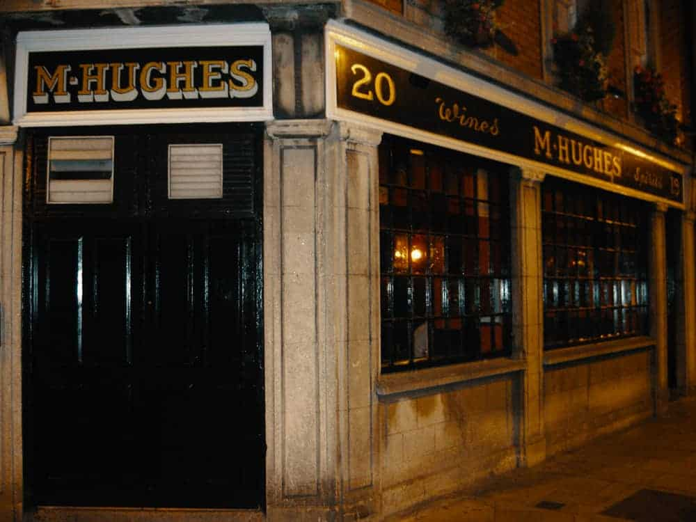 Hughes Bar Dublin Has the Best Traditional Celtic Music