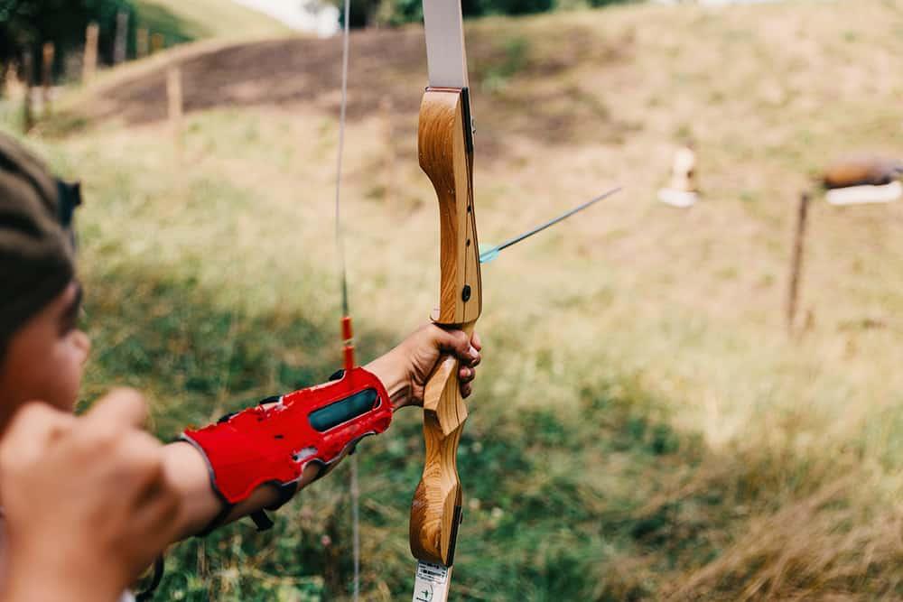 Kids Archery Outdoor