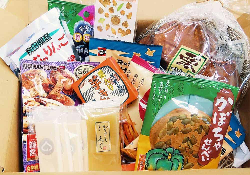 Kizuna Box Japan Snacks