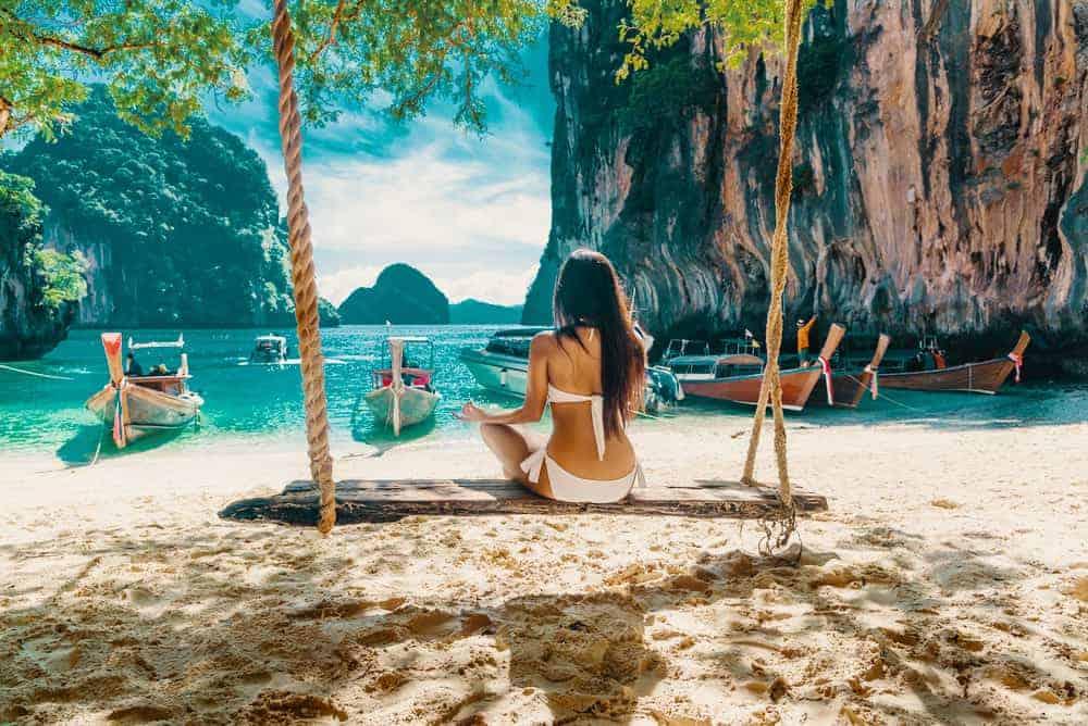 Krabi Island Relaxation