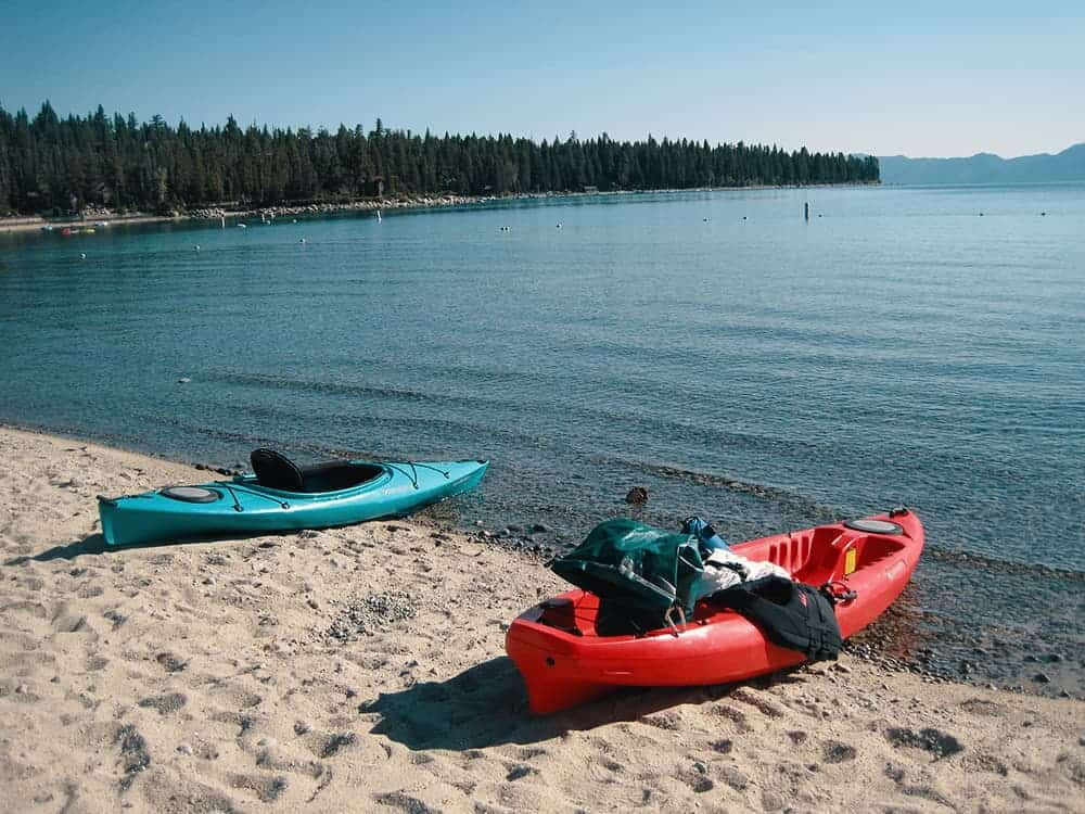 Lake Tahoe Kayak