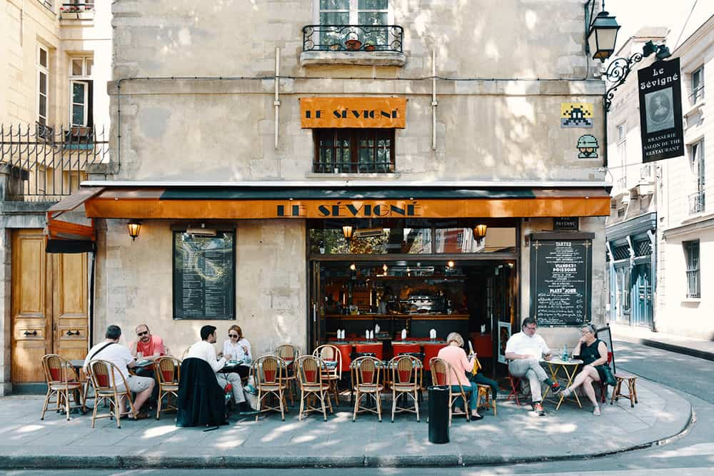 Le Marais Street