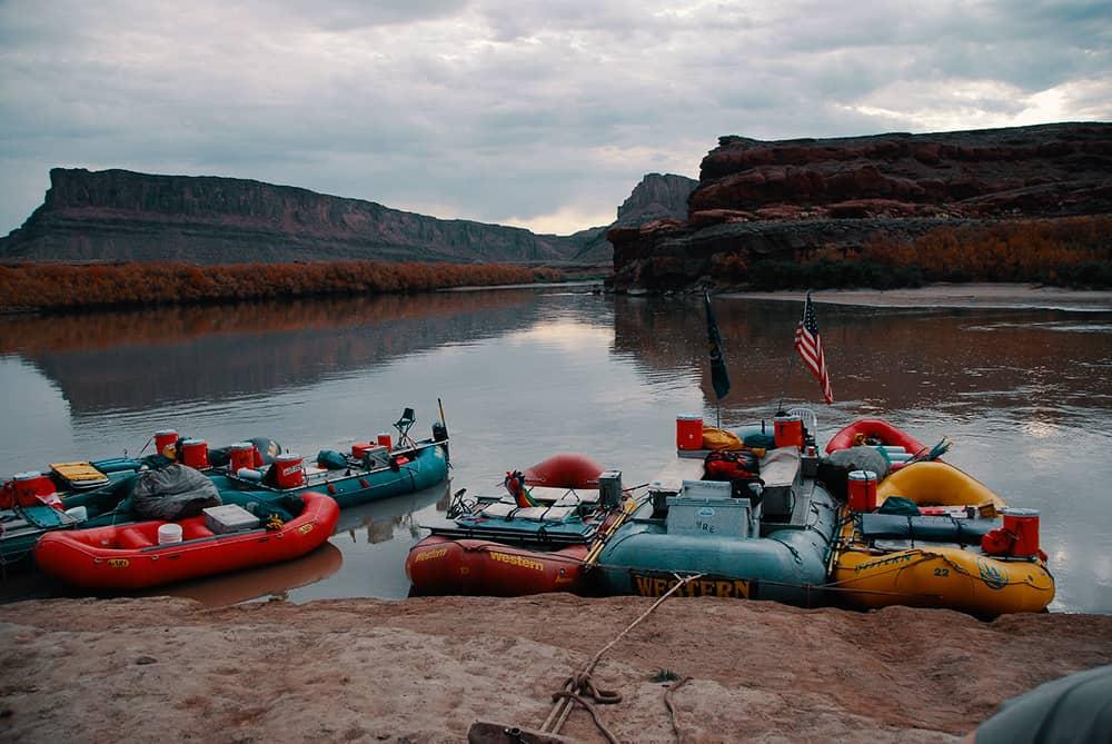 Moab Rafting Utah
