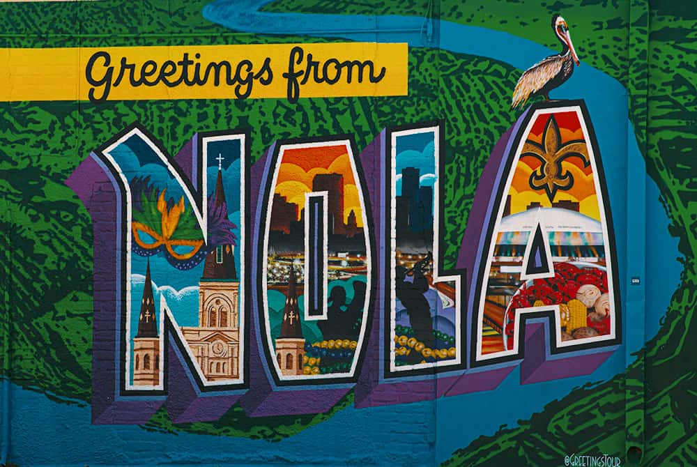 New Orleans Day Trips