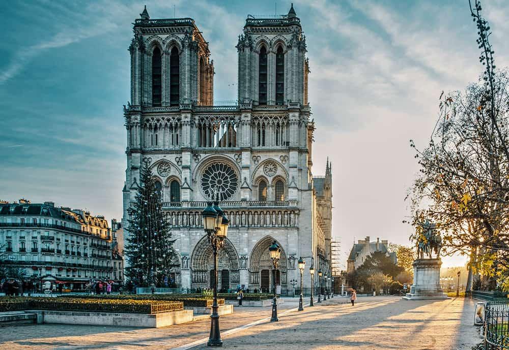 Notre Dame Building