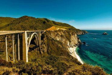 California Coast Pacific Coast Highway