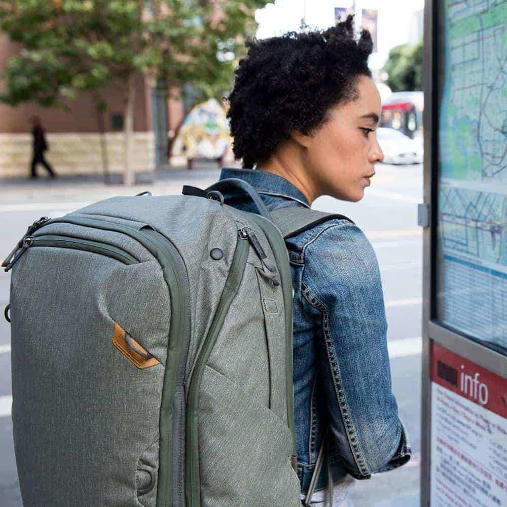 Peak Design The Travel Line Backpack