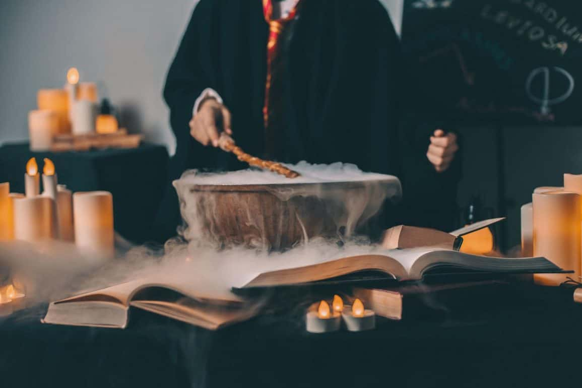 Potter-Inspired Trips for Wizards