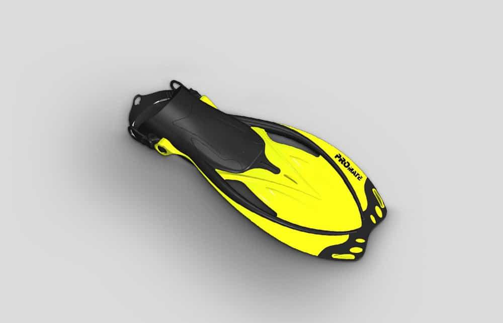 Promate Snorkeling Set Fin