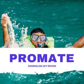 Promate Snorkeling Set Review