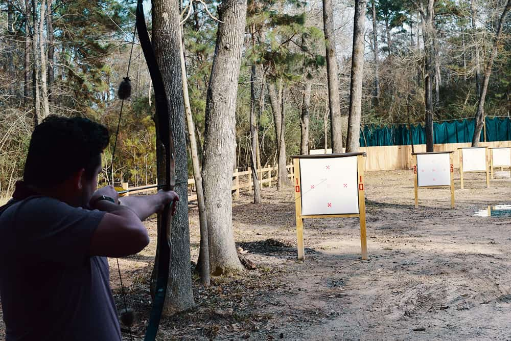 Rob Fleming Archery Range