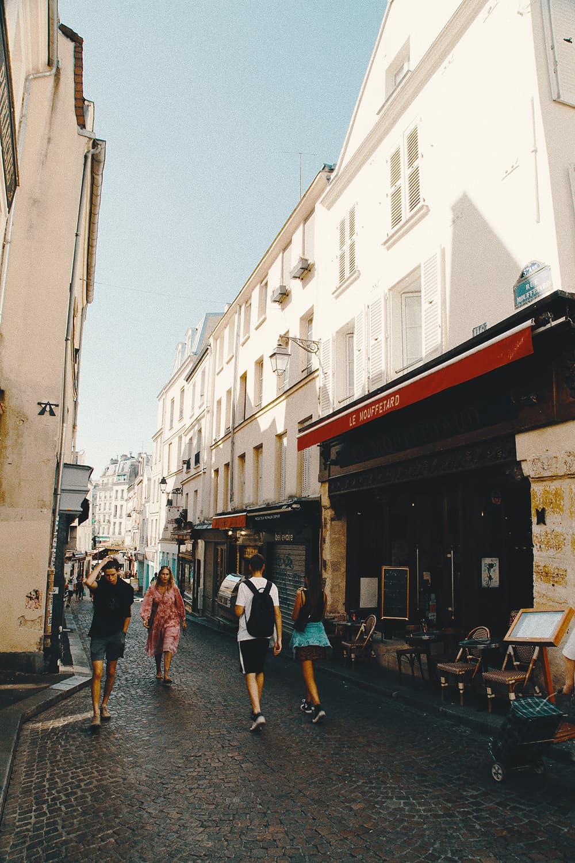 Rue Mouffetard Street