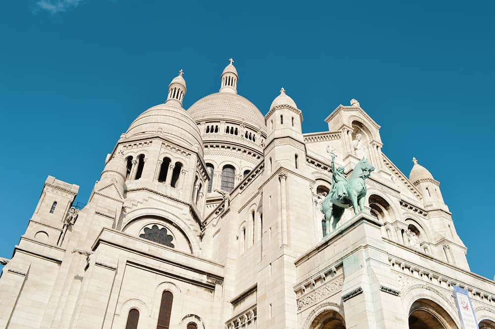 Sacre Coeur Building