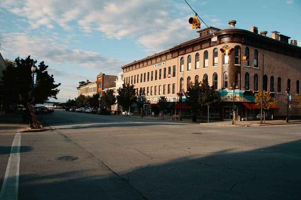 Sandusky Downtown