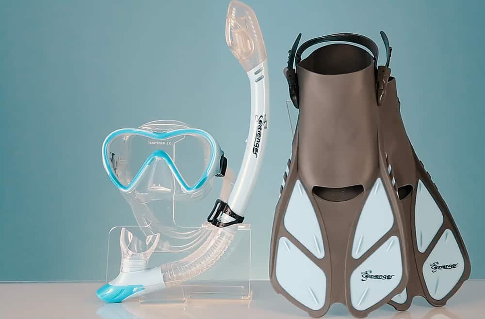 Seavener Junior Snorkeling Set