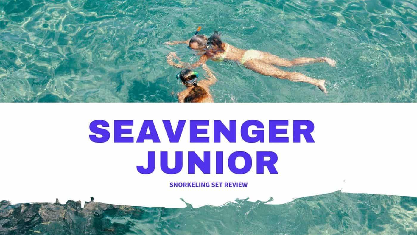 Seavenger Junior Snorkeling Set Review