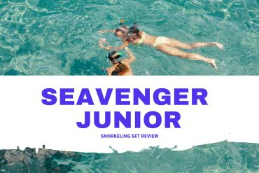 Seavenger Junior Snorkeling Set Review