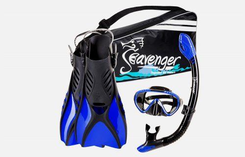 Seavenger Voyager Snorkeling Set Product