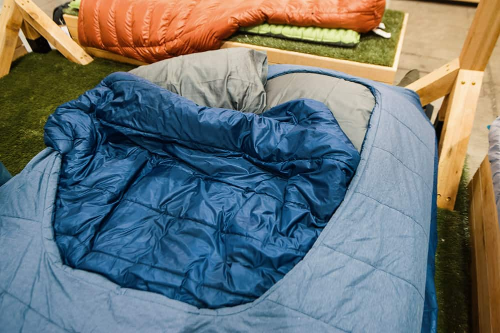 Best Double Sleeping Bags for Couples Reviewed in 2021 2