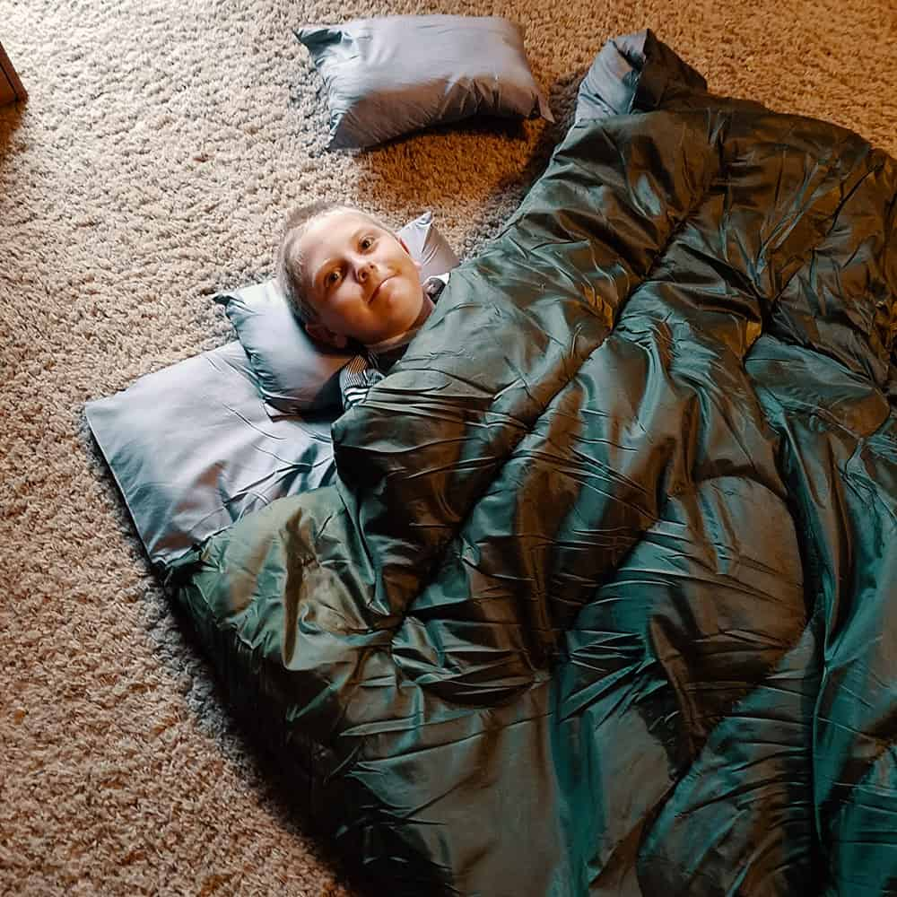 Sleepinggo Double Sleeping Bag