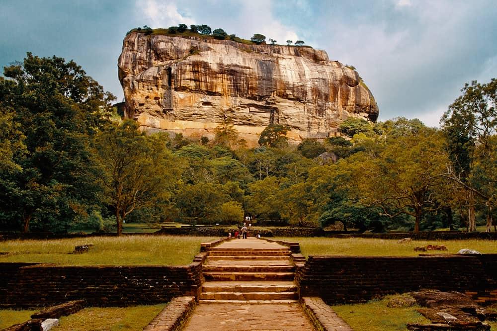 Sri Lanka Sigiriya Landmark