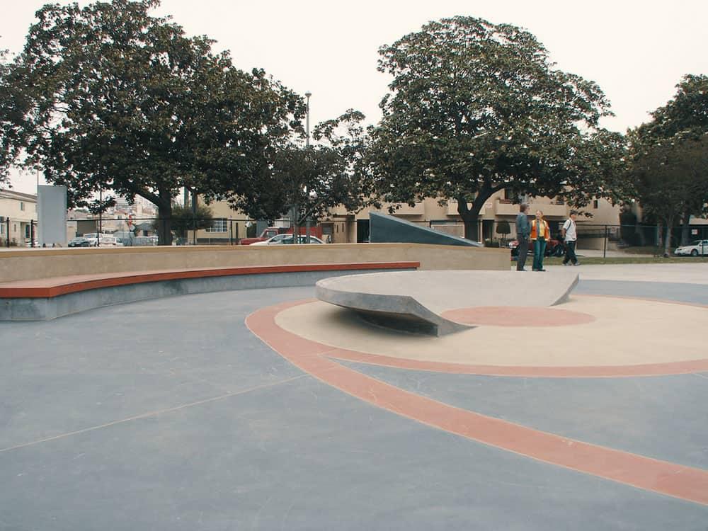 Stoner Park Skate Plaza