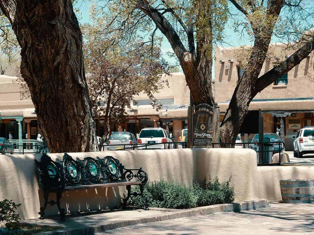 Taos Market Plaza
