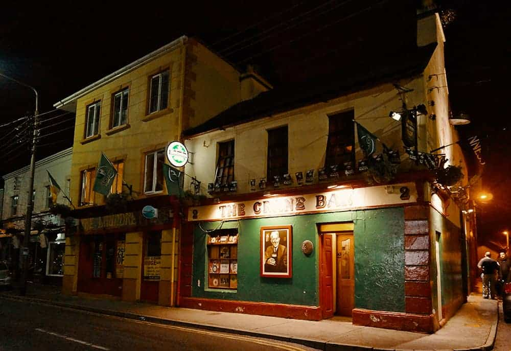 The Crane Bar In Galway