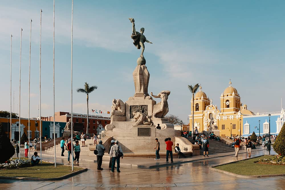 Trujillo Freedom Monument