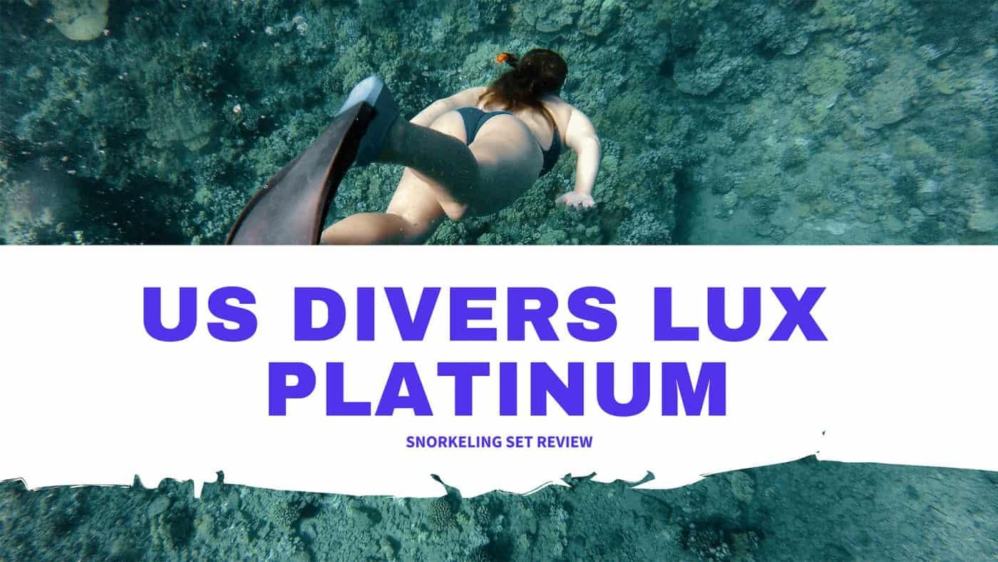 Best Snorkeling Gear for Professionals: US Divers Lux Platinum Review 1