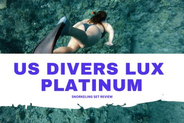 Best Snorkeling Gear for Professionals: US Divers Lux Platinum Review 1