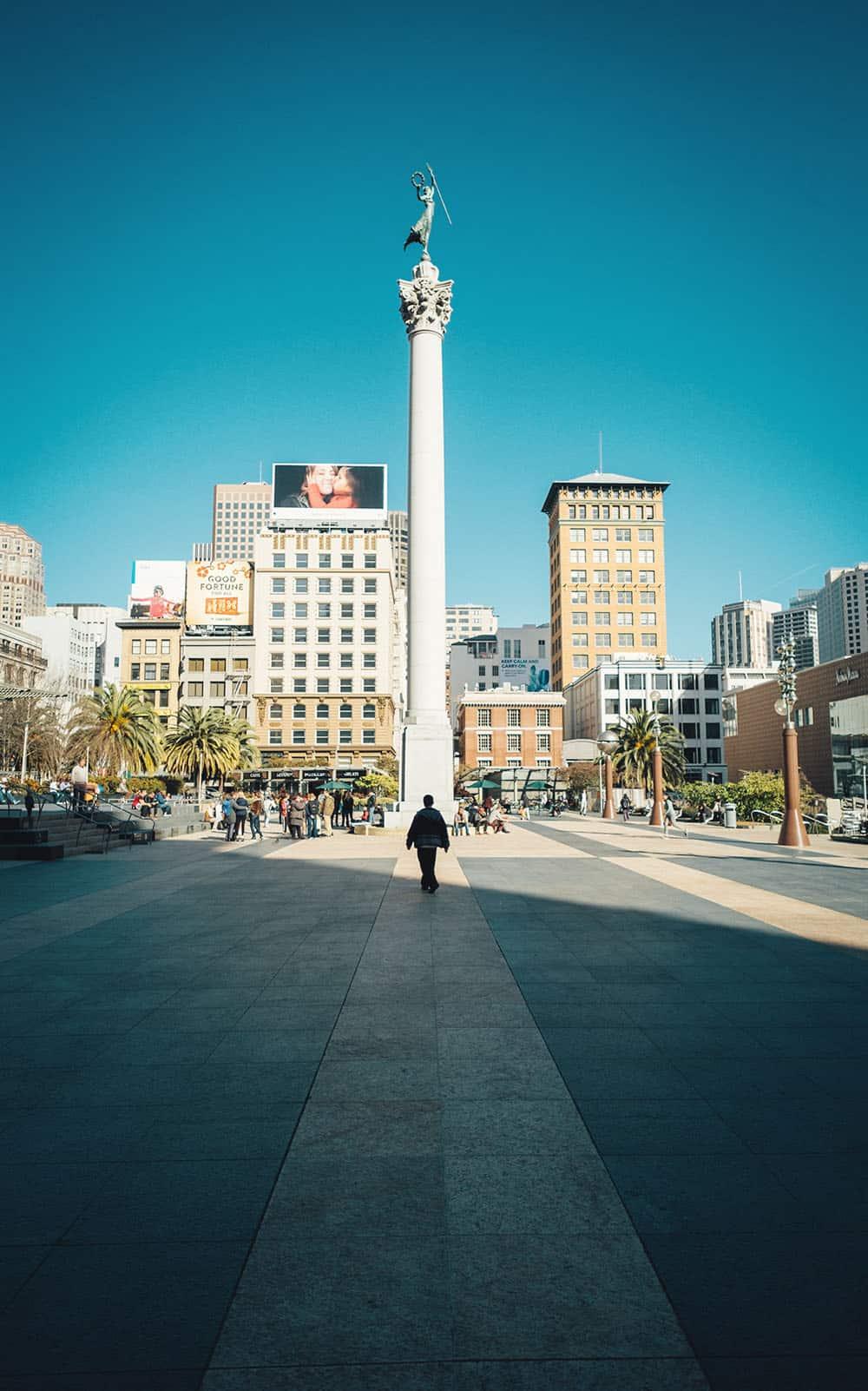 Union Square SF