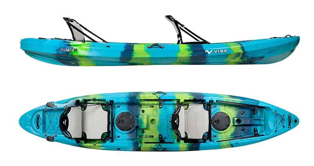 Vibe Yellowfin 130T
