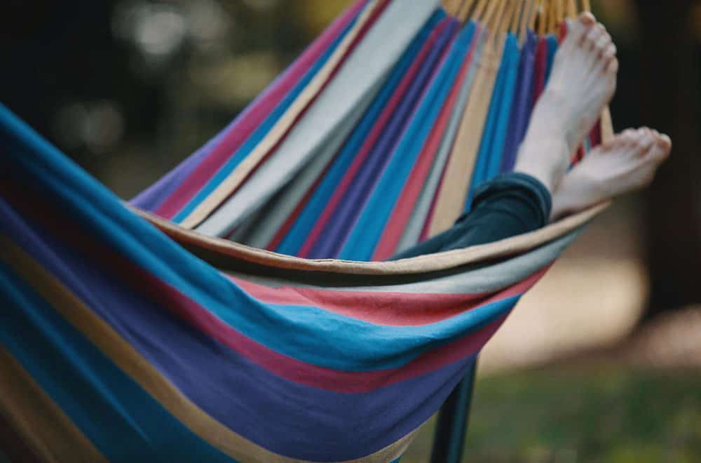 Vivere Fabric Hammocks Lightweight